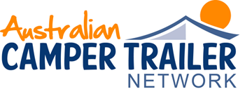 Camper Trailer Sales & Hire – Australian Camper Trailer Network Logo